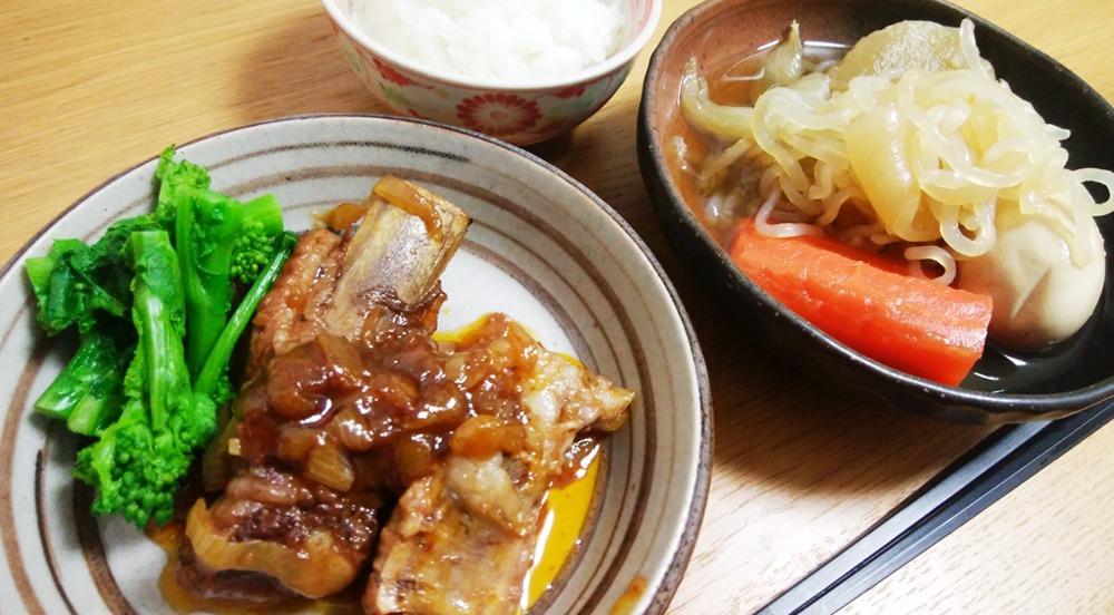 カット野菜レシピ